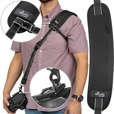 Altura Photo Rapid Fire Professional Camera Strap for DSLR and Mirrorless