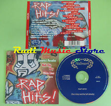 CD RAP HITS! compilation 1997 MC HAMMER FINGERPRINTS MUGGERUD (C22) no mc lp dvd