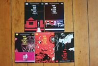 We can never go home 1 2 3 4 5 Complete Set Black mask (Wu-tang) Comics NM+