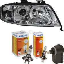 Headlight Right for Audi A6 C5 4B 97-99 Limo Avant Incl. Motor