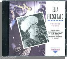 Ella Fitzgerald - Forever Young (1992) - New 16 Song British CD!
