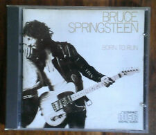 Bruce Spingsteen - Born To Run, Early non-barcode CD, CDCBS80959