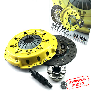 SB HEAVY DUTY Clutch Kit for Holden Colorado RC TFR32 2.4L Y24SE 7/08-11/09