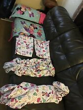 Minnie Mouse And Daisy Duck Bed Sheet Set 2 Complete Sets Toddler Bedding
