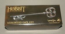 The Hobbit Mirkwood Gaol Key 1:1 Movie Film Prop Replica WETA