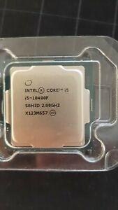 Intel Core i5-10400F Processore (4,3 GHz, 6 Cuori, Socket LGA1200)