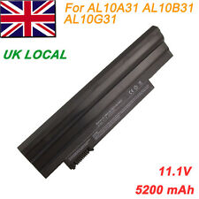 6 Cell Laptop Battery for Acer Aspire One 522 D255 D257 D260 AL10A31 AL10B31