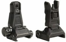Magpul Industries MBUS Pro Flip Up Front and Rear Sight Set Iron : 1030499-KIT1