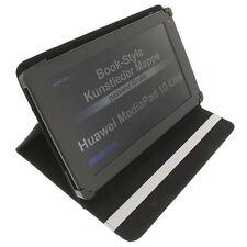 Funda para Huawei Tablet MEDIA 10 Enlace Book Style Protectora Soporte Blanco