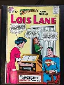 Superman's Girlfriend Lois Lane # 44 Oct. 1963 - Superman's Surprise Choice