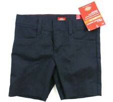 Dickies Girls Shorts - Color - Blue, Size: 5