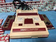 Famicom Console Japan NTSC-J Nintendo Family Computer console only