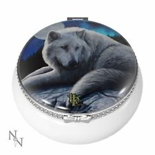 Round Decorative Trinket Boxes