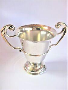 Handle Vase Silver 925, England, 4.7oz