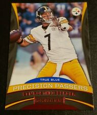 BEN ROETHLISBERGER ❗ RARE ERROR❗ 2017 Rookies and Stars PRECISION PASSERS READ‼️