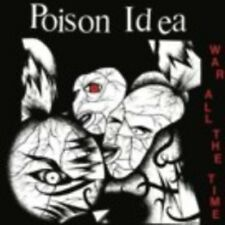 War All the Time by Poison Idea (CD, Nov-2017, American Leather)