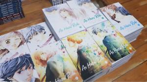 Ao Haru Ride Io Sakisaka Manga Volume 1-13 English Comic DHL Ship