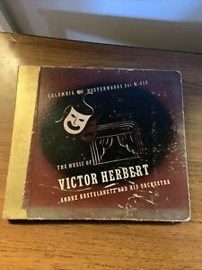Rare Music of Victor Herbert - Andre Kostelanetz and His Orchestra Record Boxset