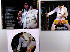 Elvis Presley CD - Back In The Desert - Live in Las Vegas 1973, Midnight Show