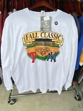 Fall Classic Mlb Long Sleeve Graphic Tee Xxl New With Tags Workd Series