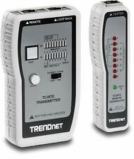 TRENDnet Network Cable Tester Tests Ethernet/USB and BNC cables