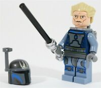 LEGO STAR WARS MANDALORIAN PRE VIZSLA MINIFIGURE - MADE OF GENUINE LEGO PARTS