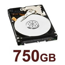 """Seagate 750 GB a 7200 Rpm 16mb Cache 2.5 """"Disco Duro Sata Drive * 1 Año De Garantía *"""