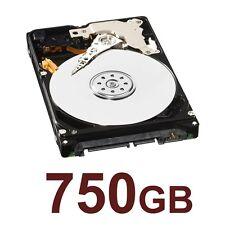 "HGST 750GB 7200 RPM 16MB Cache 2.5"" SATA Hard Disk Drive *1 Year Warranty*"