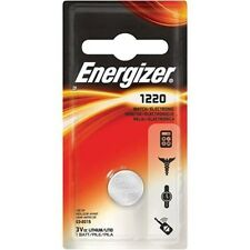 Energizer Coin Lithium CR1220 Battery