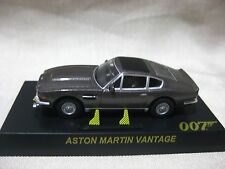 007 miniature model ASTON MARTIN VANTAGE 1:72 Scale Diecast Model Kyosho