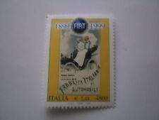 CENTENARIO FIAT 1999 4800 LIRE - 2,40 EURO VALORE NUOVO REPUBBLICA ITALIANA -T-