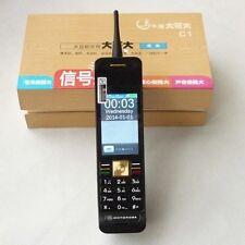 Long-standby phone Retro nostalgia Unlocked cell phone C1 quad band dual sim