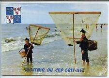 CP 62 Pas-de-Calais - Cap-Gris-Nez - Pêcheurs de Crevettes