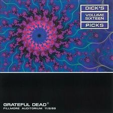 Grateful Dead- Dick's Picks,Vol16:Fillmore Auditorium, San Francisco, Ca 11/8/69