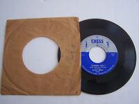 "RECORD 7 "" 45 T VINYL JUKE BOX , CHUCK BERRY , SCHOOL DAY . CHESS 1653 ."
