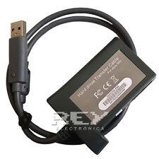 """CABLE USB DISCO DURO Xbox360  XBOX 360, Xbox clásica, """"DESDE ESPAÑA""""  01  n106"""