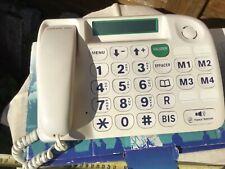 Téléphone fixe CELESTA  France Télécom Gros caractères