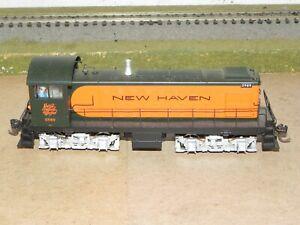 Life Like P2K New Haven S-1 Locomotive Switcher RUNS Digitrax Decoder Added?