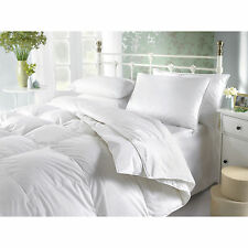 Luxury DOUBLE All Seasons Goose Feather & Down 2 in 1 Duvet 4.5+ 9.0 TOG Quilt