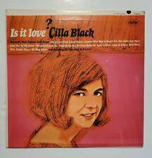 Cilla Black / Is It Love? (Vinyl LP)