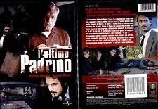 L'ULTIMO PADRINO - DVD NUOVO E SIGILLATO, PRIMA STAMPA, NO EDICOLA