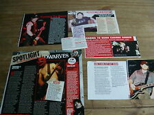 KARMA TO BURN - MAGAZINE CUTTINGS COLLECTION (REF T4)