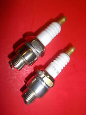 new lawnmower spark plug fits Briggs And Other Brands Jlm19 Free Ship 2 Pack