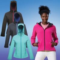 Regatta Arley II Ladies Shaped Printable Softshell Jacket - Water Repellent