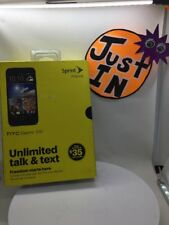 Htc Desire 510 No-contract Cell Phone - Blue - Sprint Prepaid only