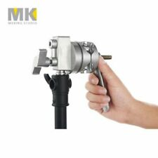 Photography M11-033C Photo Studio Lighting Light Boom Stand Grip Hand and Handle