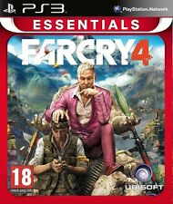 FAR CRY 4 PS3 Game (PRE OWNED) (USED) Excellent Condition