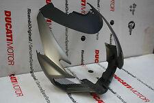 Cupolino Race Colore Titanium per Ducati Streetfighter  Cod 48120561CG