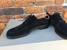 Salvatore Ferragamo Womans Suede Shoes 10 Made In Italy