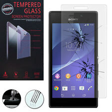 Safety Glass for Sony Xperia M2/M2 Dual D2303 D2305 Genuine Screen Protector